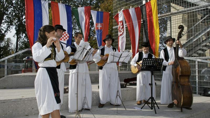 Serbian Danube Festival at Donau-Auen National Park