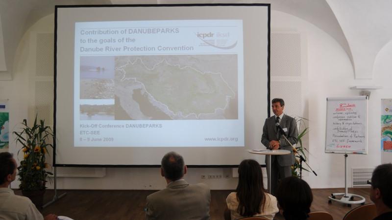 DANUBEPARKS is now an observer partner of the ICPDR