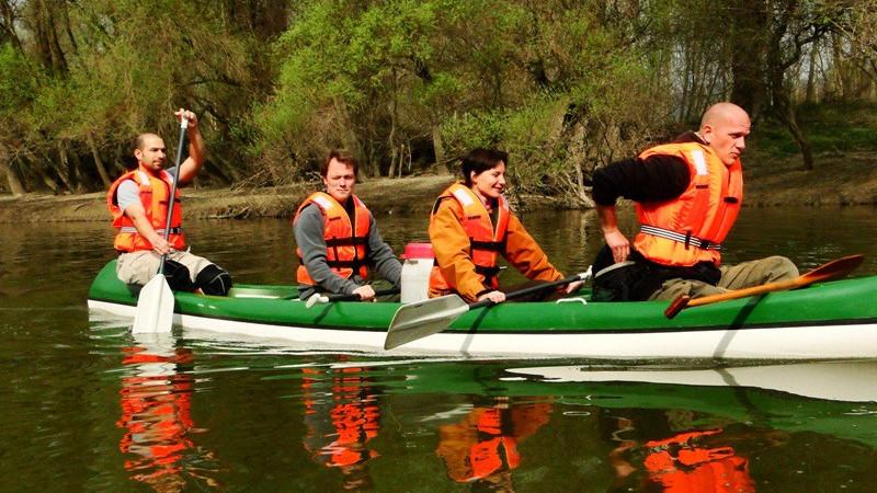 Tourism Workshop in Duna-Ipoly National Park