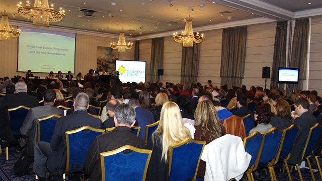 Danube-wide Monitoring at SEE Annual Conference