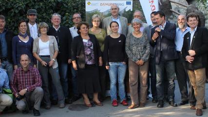 DANUBEPARKS Association founded!