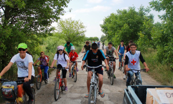 Persina Nature Park - Cycling tour with children