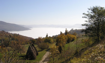 Djerdap National Park - Pastures over the Danube