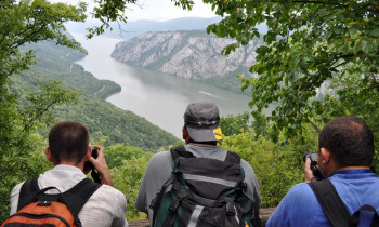 Djerdap National Park - Viewpoint over the Danube