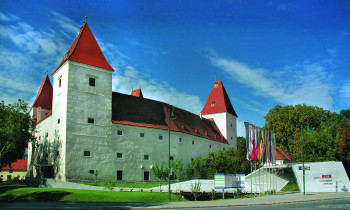 Kern / Donau-Auen National Park - Visitor centre Schloss Orth