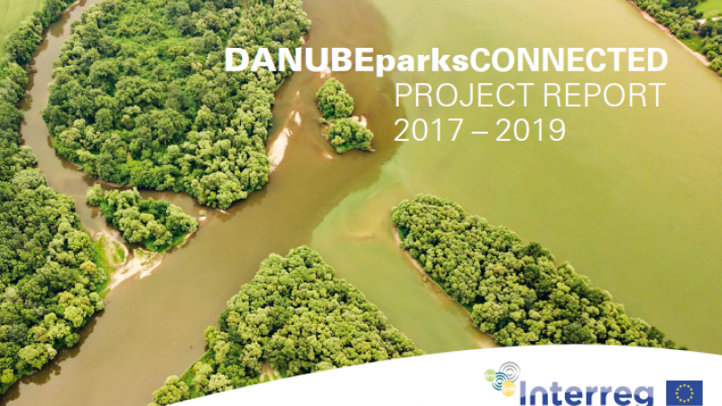 DANUBEparksCONNECTED successfully finalized