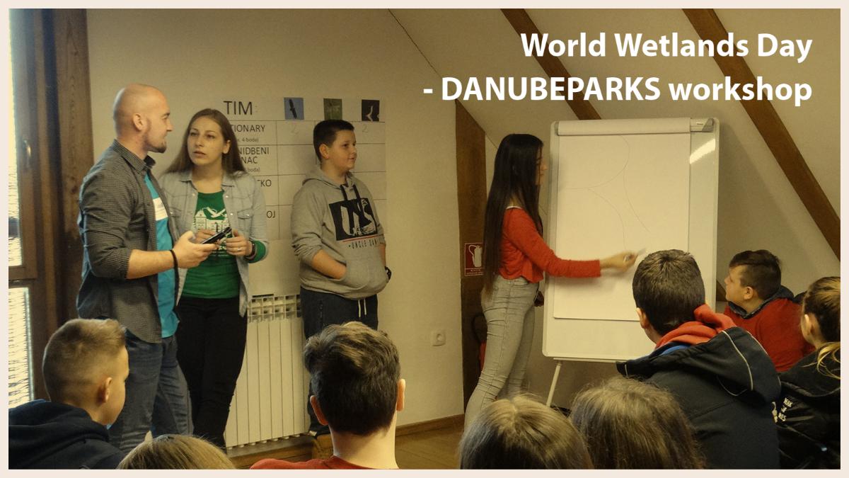 World Wetlands Day 2020 - workshop